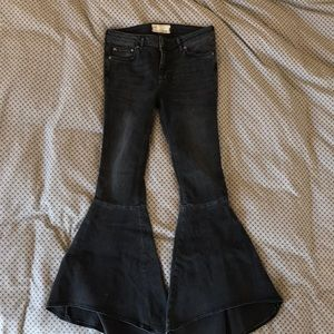 Just Float Flare Jeans